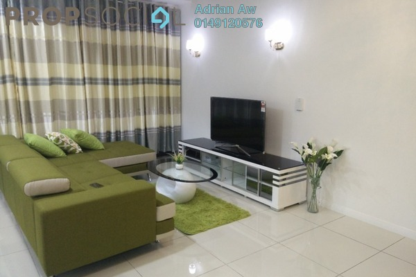 For Rent Condominium at M City, Ampang Hilir Freehold Fully Furnished 2R/2B 3.5k