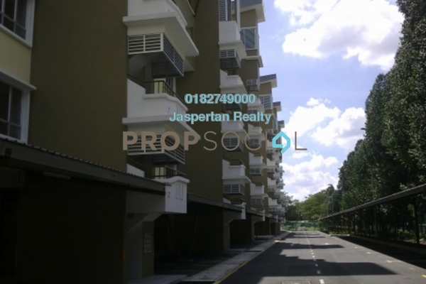 For Rent Condominium at Indah Cempaka, Pandan Indah Freehold Unfurnished 3R/2B 1.4k