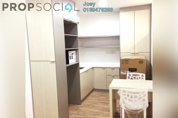 For Sale Condominium at Sky Park, Cyberjaya Freehold Fully Furnished 4R/1B 330k