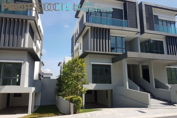 For Rent Semi-Detached at Taman Desa Petaling, Desa Petaling Freehold Unfurnished 4R/5B 4.5k