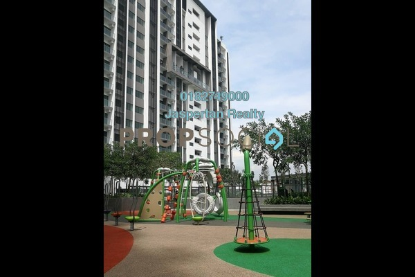 For Rent Condominium at Skyvilla @ D'Island, Puchong Freehold Semi Furnished 3R/2B 1.5k