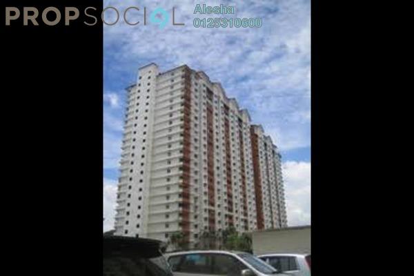 For Sale Apartment at Flora Damansara, Damansara Perdana Freehold Unfurnished 0R/0B 210k