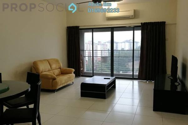 For Rent Condominium at Setia Walk, Pusat Bandar Puchong Freehold Fully Furnished 3R/2B 2.2k