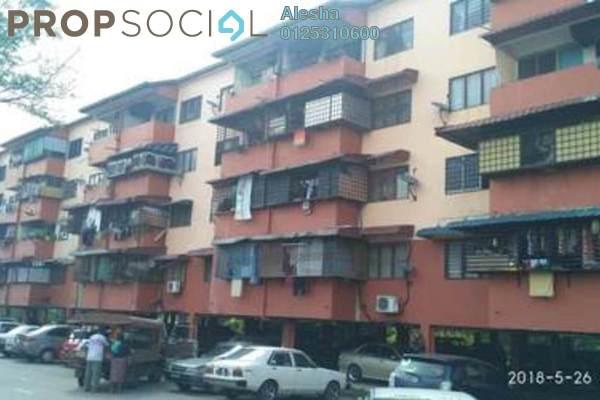 For Sale Apartment at Taman Desa Dengkil, Dengkil Leasehold Unfurnished 0R/0B 60k