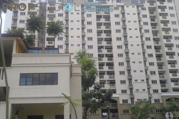 For Sale Apartment at Villa Pavilion, Seri Kembangan Freehold Unfurnished 0R/0B 330k