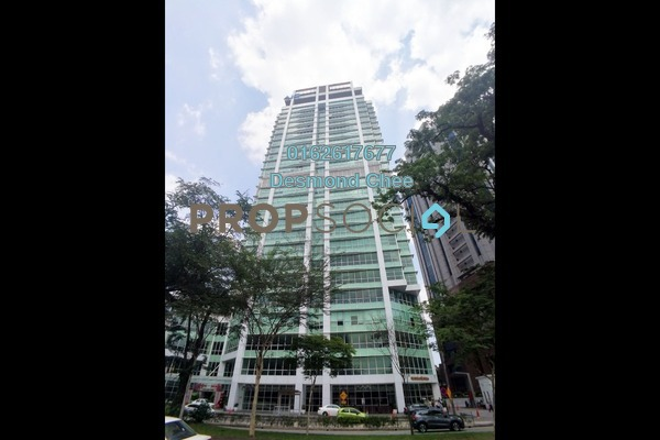 For Rent Office at Menara Worldwide, KLCC Freehold Fully Furnished 0R/0B 3.57k
