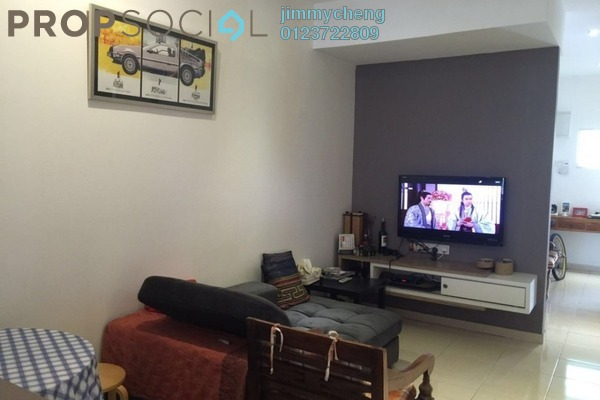 For Rent Townhouse at Taman Tasik Puchong, Puchong Freehold Fully Furnished 3R/2B 1.3k