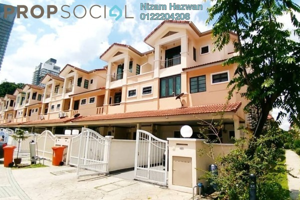 For Sale Townhouse at Parkville Garden Townhouse, Sunway Damansara Freehold Semi Furnished 3R/3B 1.18m