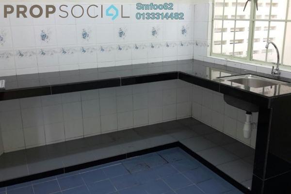 For Rent Condominium at Menara Orkid, Sentul Freehold Semi Furnished 3R/2B 1.1k