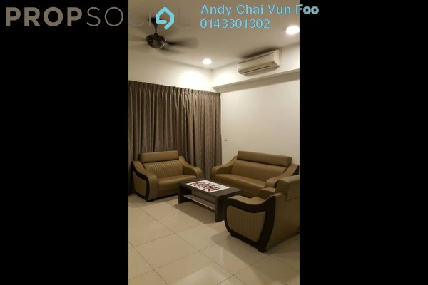 For Sale Serviced Residence at The Elements, Ampang Hilir Freehold Fully Furnished 4R/3B 1.18m