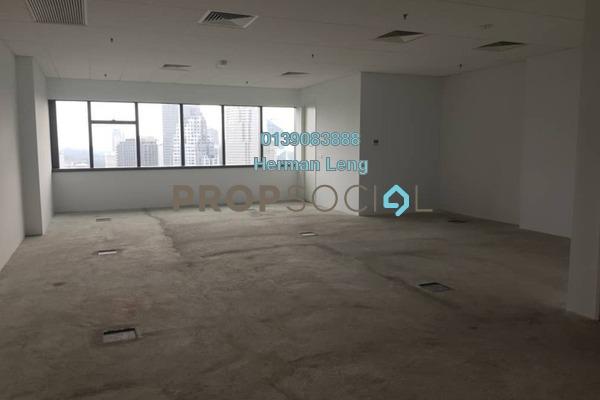 For Rent Office at Menara Bangkok Bank, KLCC Freehold Unfurnished 0R/0B 5.5k