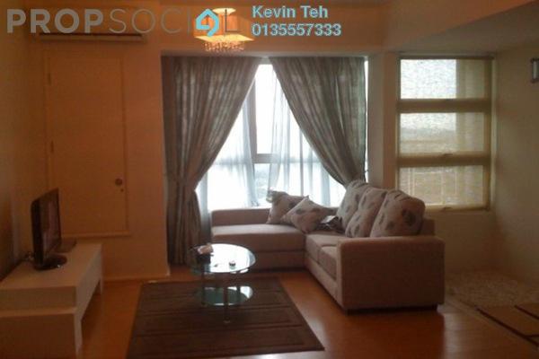 For Sale Condominium at i-Zen Kiara I, Mont Kiara Freehold Fully Furnished 2R/2B 670k