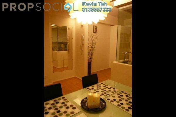 For Rent Condominium at i-Zen Kiara I, Mont Kiara Freehold Fully Furnished 2R/2B 2.7k