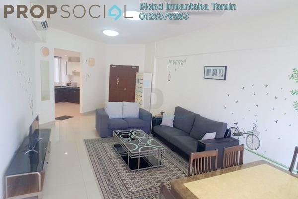 For Sale Condominium at Villa Wangsamas, Wangsa Maju Freehold Semi Furnished 3R/2B 550k