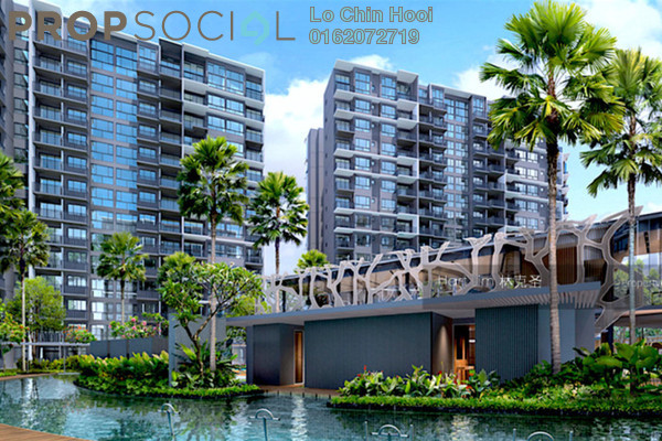 For Sale Condominium at Sri Pelangi, Setapak Freehold Unfurnished 3R/2B 360k