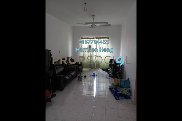 For Sale Serviced Residence at Impian Senibong, Bandar Baru Permas Jaya Leasehold Semi Furnished 3R/2B 245k