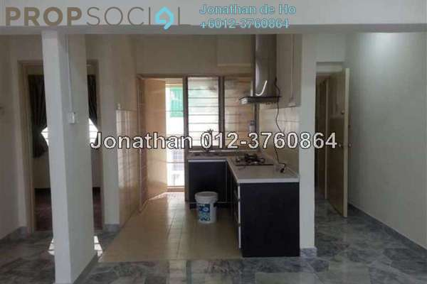For Rent Apartment at Subang Ville Ehsan, Bandar Sunway Leasehold Semi Furnished 3R/2B 1.2k