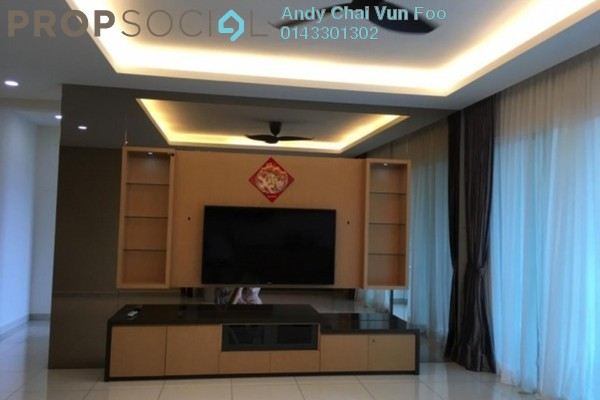 For Rent Condominium at Ara Hill, Ara Damansara Freehold Fully Furnished 3R/4B 5k