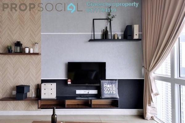 For Rent Condominium at Paradiso Nuova, Iskandar Puteri (Nusajaya) Freehold Fully Furnished 1R/1B 1.7k