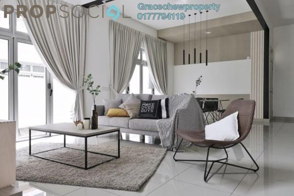 For Rent Semi-Detached at Nusa Duta, Iskandar Puteri (Nusajaya) Freehold Fully Furnished 5R/5B 3k