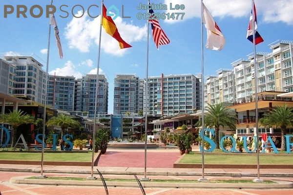 For Sale Office at Oasis Ara Damansara, Ara Damansara Freehold Semi Furnished 0R/2B 948k