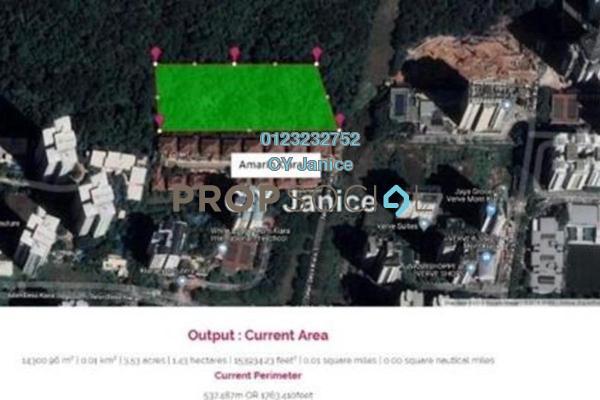 For Sale Land at Mont Kiara Damai, Mont Kiara Freehold Unfurnished 0R/0B 18.9m