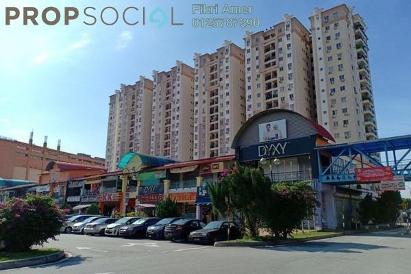 For Sale Condominium at Sri Ampang Mas, Ampang Leasehold Unfurnished 4R/2B 450k