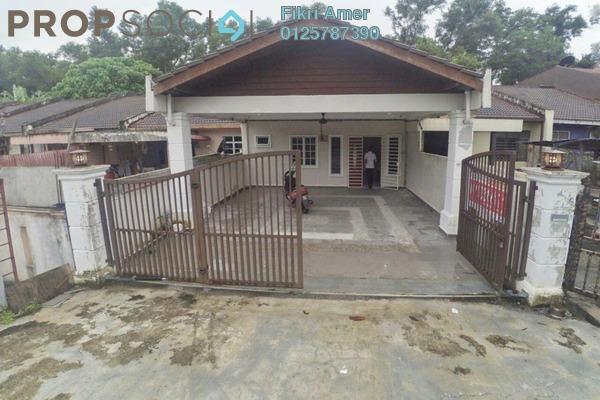 For Sale Terrace at Taman Sikamat Utama, Seremban Freehold Unfurnished 3R/2B 280k