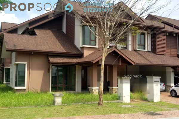 For Sale Semi-Detached at D'Puncak, Bukit Jelutong Freehold Unfurnished 6R/6B 2.68m