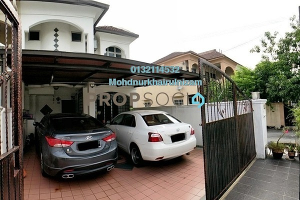 For Sale Terrace at Taman Puchong Intan, Puchong Freehold Unfurnished 3R/2B 500k