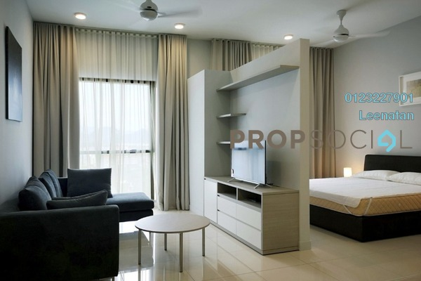 For Rent Serviced Residence at Cyperus Serviced Residence @ Tropicana Gardens, Kota Damansara Freehold Fully Furnished 1R/1B 2.5k