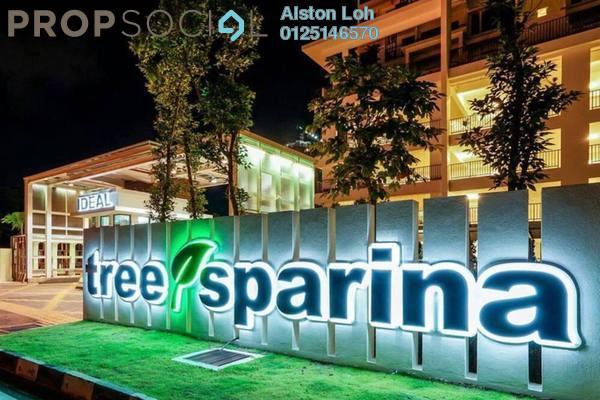 For Sale Condominium at Ideal Vision Park, Sungai Ara Freehold Semi Furnished 3R/2B 515k