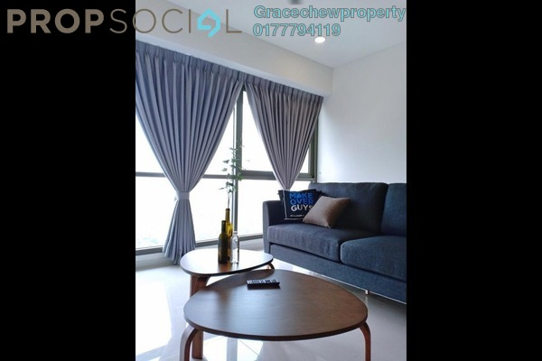 For Rent Condominium at Iskandar Residences, Medini Freehold Fully Furnished 3R/3B 3.2k