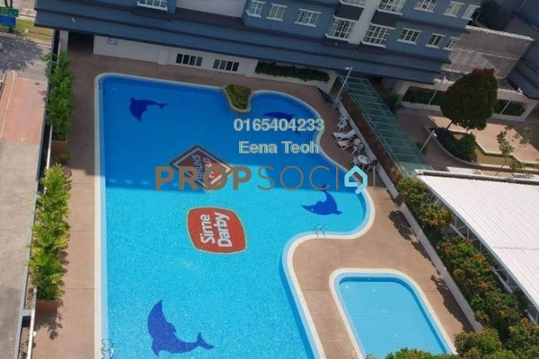 For Sale Condominium at Subang Avenue, Subang Jaya Freehold Fully Furnished 3R/1B 660k