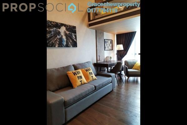 For Rent Condominium at Puteri Cove Residences & Quayside, Iskandar Puteri (Nusajaya) Freehold Fully Furnished 1R/1B 4k