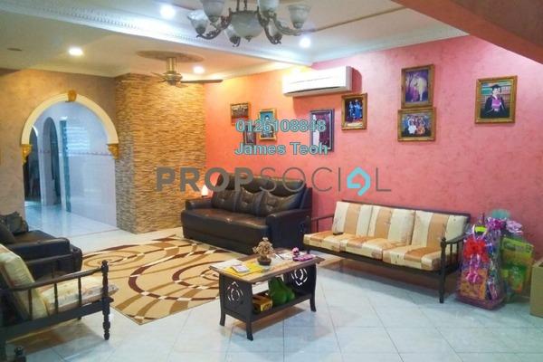 For Sale Terrace at Taman Sri Andalas, Klang Freehold Semi Furnished 4R/3B 450k