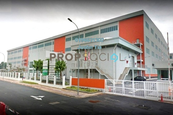 For Rent Factory at Section 22, Shah Alam Freehold Semi Furnished 0R/0B 96.1k