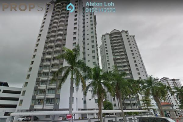 For Sale Condominium at Desa Airmas, Sungai Dua Freehold Semi Furnished 3R/2B 618k