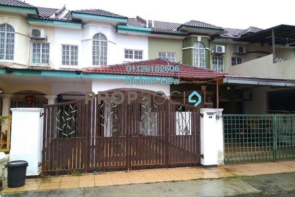 For Sale Link at Bandar Putera Klang, Klang Leasehold Semi Furnished 3R/3B 380k