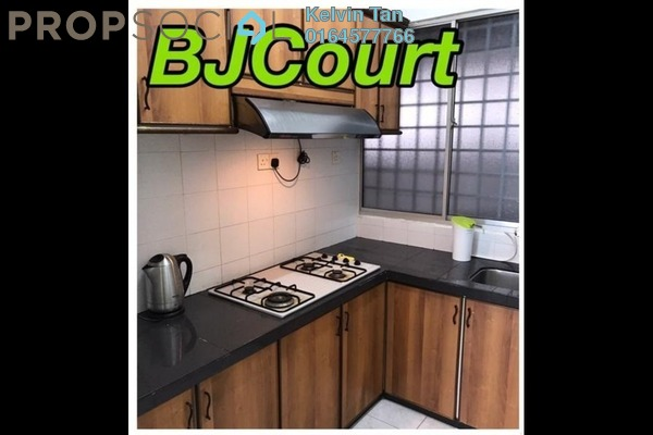 For Rent Apartment at BJ Court, Bukit Jambul Freehold Fully Furnished 3R/2B 1.1k