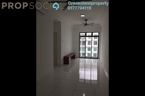 For Rent Serviced Residence at The Platino, Skudai Freehold Fully Furnished 1R/1B 1.28k