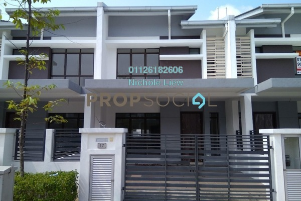 For Sale Link at M Residence, Rawang Leasehold Unfurnished 4R/3B 450k