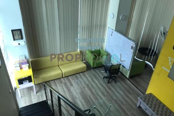 For Sale SoHo/Studio at The Maritime, Jelutong Freehold Semi Furnished 2R/2B 820k