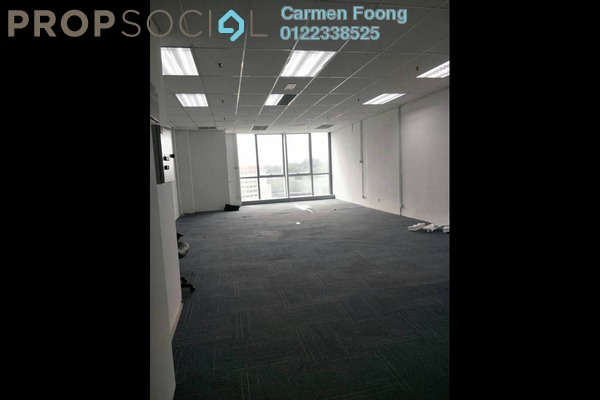 For Rent Office at Sentral Vista, Brickfields Freehold Unfurnished 0R/0B 3k
