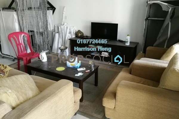 For Sale Terrace at Setia Business Park, Johor Bahru Freehold Semi Furnished 4R/3B 620k