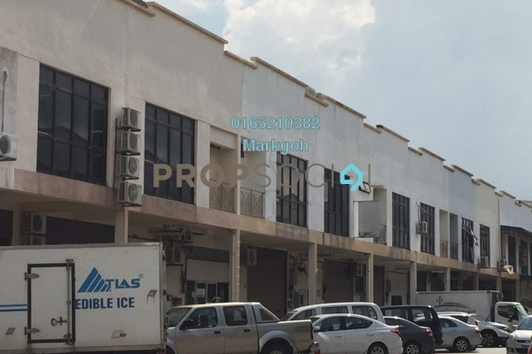 For Rent Shop at Fortune Park, Jelutong Freehold Unfurnished 0R/0B 5k