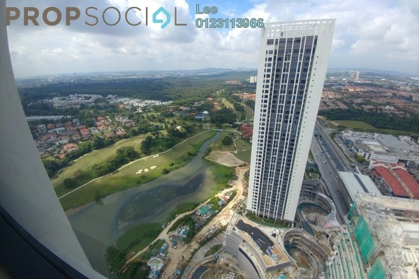 For Sale Condominium at Cyperus Serviced Residence @ Tropicana Gardens, Kota Damansara Freehold Unfurnished 1R/1B 695k