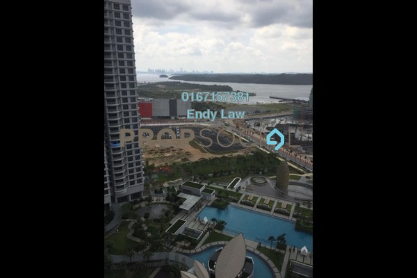 For Sale Apartment at Teega, Puteri Harbour Freehold Unfurnished 3R/3B 750k