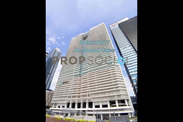 For Rent Office at Q Sentral, KL Sentral Freehold Fully Furnished 0R/0B 3.9k