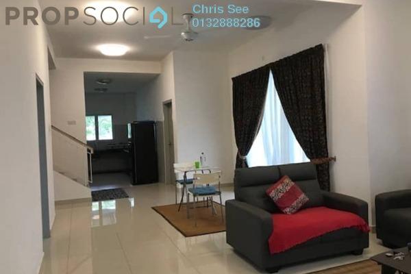 For Sale Semi-Detached at Banyan 2, Bandar Seri Coalfields Freehold Semi Furnished 5R/5B 850k